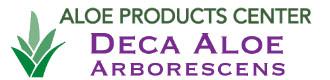 Aloe Deca Arborescens Logo